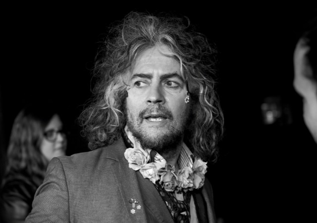 Wayne Coyne at David Lynch Foundation's DLF Live Presents The Music Of David Lynch - Red Carpet
