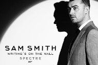 Sam Smith's Bond Theme Sounds Like  — Yuuuup  — a Bond Theme in New Teaser
