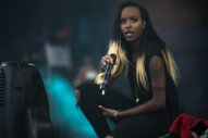 Angel Haze Drops New Project, 'Back to the Woods'