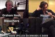 Noel Gallagher, Florence Welch, and More Appear on 'Boob Spelled Backwards Is Boob'
