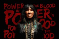 Buffy Sainte-Marie Wins 2015 Polaris Music Prize for 'Power in the Blood'