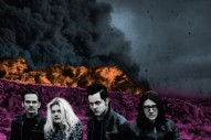 The Dead Weather Bassist Has an Extra Finger on 'Dodge and Burn' Album Cover