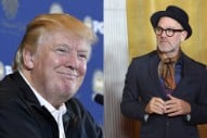 R.E.M. Hate 'Orange Clown' Donald Trump
