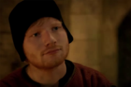 Watch Ed Sheeran Have a Man's Eye Gouged Out