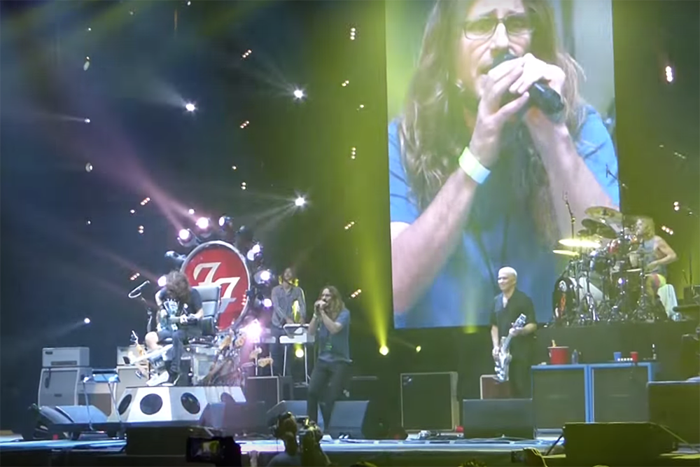 Foo Fighters Rush