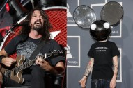 Dave Grohl Prefers Lighters to Cellphones, Doesn't Want Concerts to Look Like a 'Deadmau5 Video'