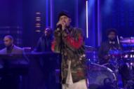Justin Bieber Performs 'What Do You Mean' and Has a Drum-Off With Questlove on 'Fallon'