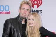 Love Dies Just a Little Bit More As Avril Lavigne and Chad Kroeger Split