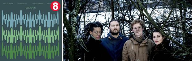 Maja S.K. Ratkje/Jon Wesseltoft/Camille Norment/Per Gisle Galåen's Celadon