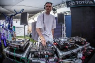L-Vis 1990 Talks The End of the EDM Bubble, 'We Are Your Friends,' and More at Nocturnal Wonderland