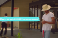 Raury Hitchhikes With Fans in New 'Friends' Music Video