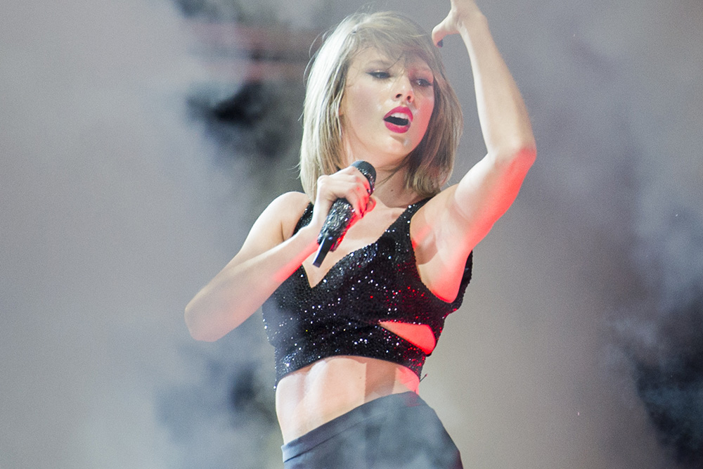 Taylor Swift The 1989 World Tour Live In Dublin - Night 1