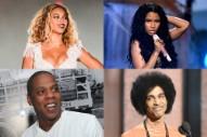TIDAL X: 1020 Lineup: Beyoncé, Jay Z, Nicki Minaj, Prince, and More
