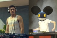 Deadmau5 Says Zac Efron EDM Movie's Horrible Opening 'Restored My Faith In Music'