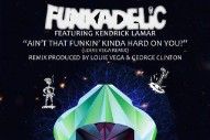 George Clinton and Kendrick Lamar Reunite on 'Ain't That Funkin' Kinda Hard On You?'