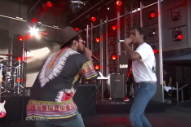 A$AP Rocky and ScHoolboy Q Bring Crackling 'Electric Body' to 'Jimmy Kimmel'