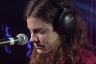 Watch Børns Cover the Weeknd's 'I Can't Feel My Face'
