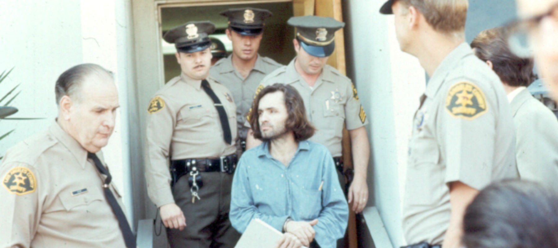 charles manson vs woodstock s 1994 cover story summer of credit getty images