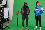 Dev Hynes and Julian Casablancas Interviewed Each Other for 'Oyster Mag'