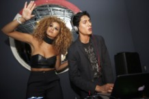 Lion Babe And Chris Holmes DJ Set At Cerise, The Rooftop Bar And Lounge At Virgin Hotels Chicago