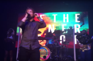 Ed Sheeran Joins Rudimental Onstage in New York for 'Lay It On Me,' 'Bloodstream'