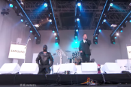 Faith No More Hit 'Kimmel' with 'Separation Anxiety' and 'Sunny Side Up'