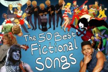 50 Best Fictional Songs