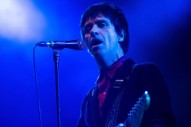 Johnny Marr Announces New Live Solo Record, 'Adrenalin Baby'