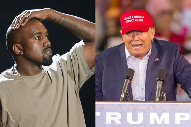 Kanye West/Donald Trump
