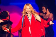 Kylie Minogue and Fernando Garibay Have Surprise-Released a New EP