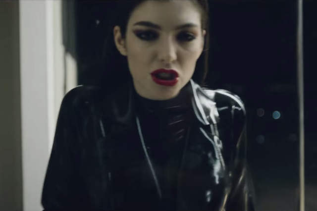 Lorde Magnets Gif