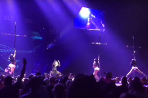 Watch Madonna and Pole-Dancing Nuns Kick Off the 'Rebel Heart' World Tour