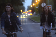 An All-Girl Biker Gang Has an Existential Crisis in Ought's 'Sun Coming Down' Video