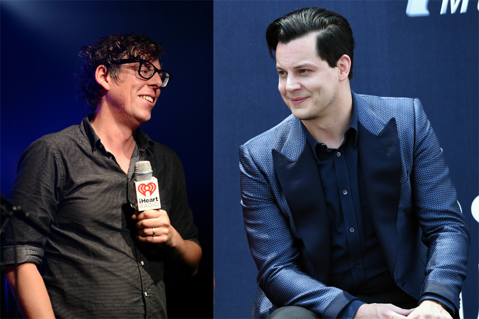 940 For 2015 >> The Black Keys' Patrick Carney Claims Jack White Tried to ...