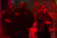 Watch Run the Jewels Decimate 'Angel Duster' With TV on the Radio for 'Colbert'