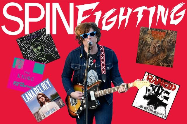 SPINfighting: Ryan Adams