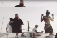 Watch Action Bronson, Statik Selektah, and Joey Bada$$ Live a 'Beautiful Life' on a Boat