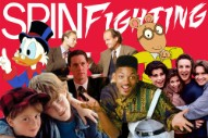 SPINfighting: What Was the Best TV Theme of the '90s?