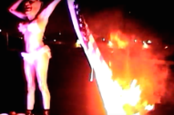 Destruction Unit Burn a Flag, Play With Flares in Surreal 'Salvation' Video