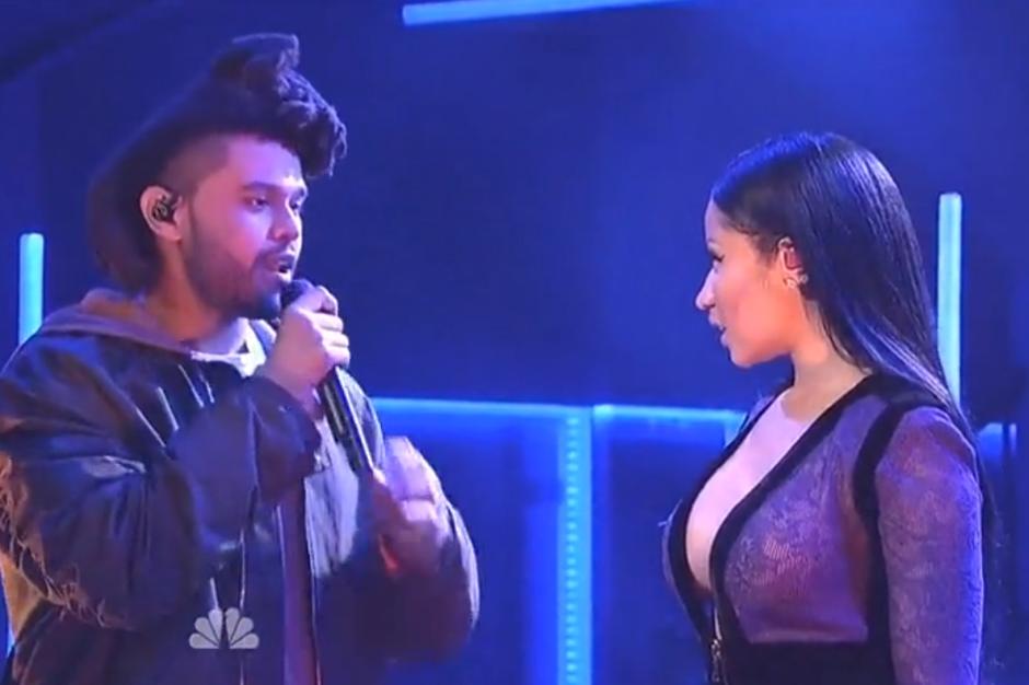 The Weeknd & Nicki Minaj