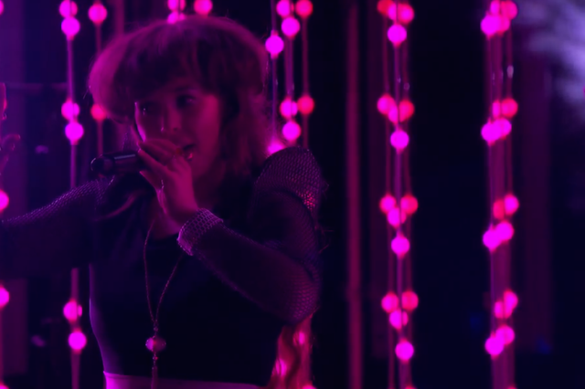 purity ring strive to begin again on jimmy kimmel live spin