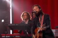Father John Misty Saunters to 'Jimmy Kimmel Live' for 'The Ideal Husband' Performance