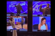 Kanye West Auditions for 'American Idol,' Sure