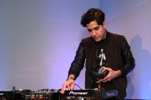 Neon Indian at Filmmaker Party - 2014 Tribeca Film Festival
