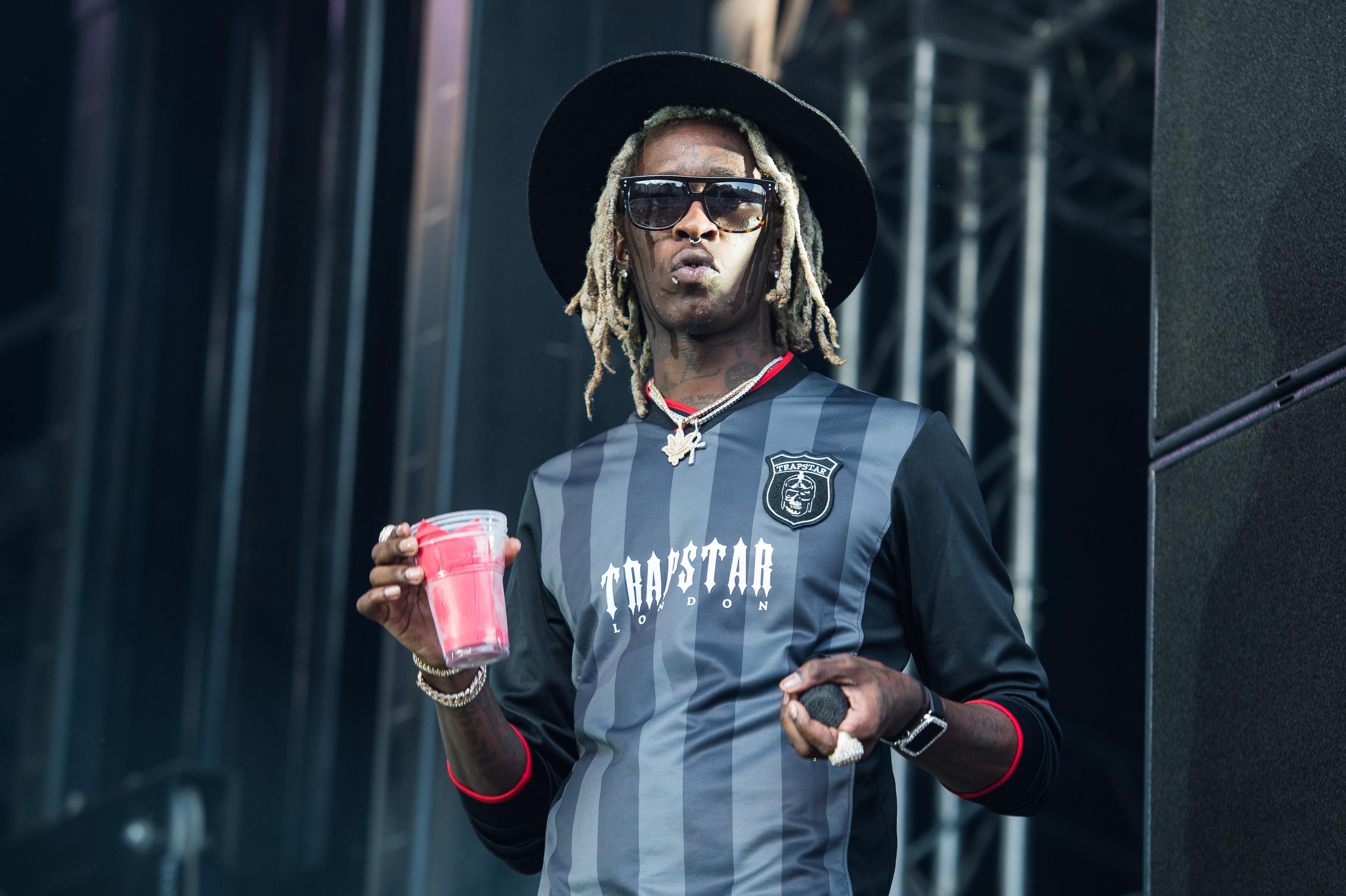 Spin Rap Report Young Thug Slimes Us Milo Takes