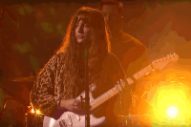 Beach House Perform Just 'One Thing' on 'The Late Show With Stephen Colbert'