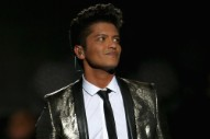 Bruno Mars Is Developing a TV Show With NBC