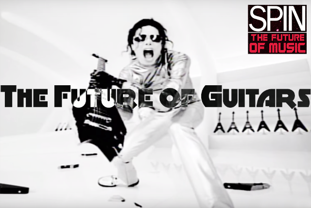 Future of Music Guitar