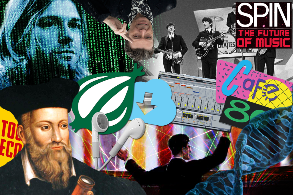 Back to the Future of Music: Taking a Second Look at Some Old Predictions