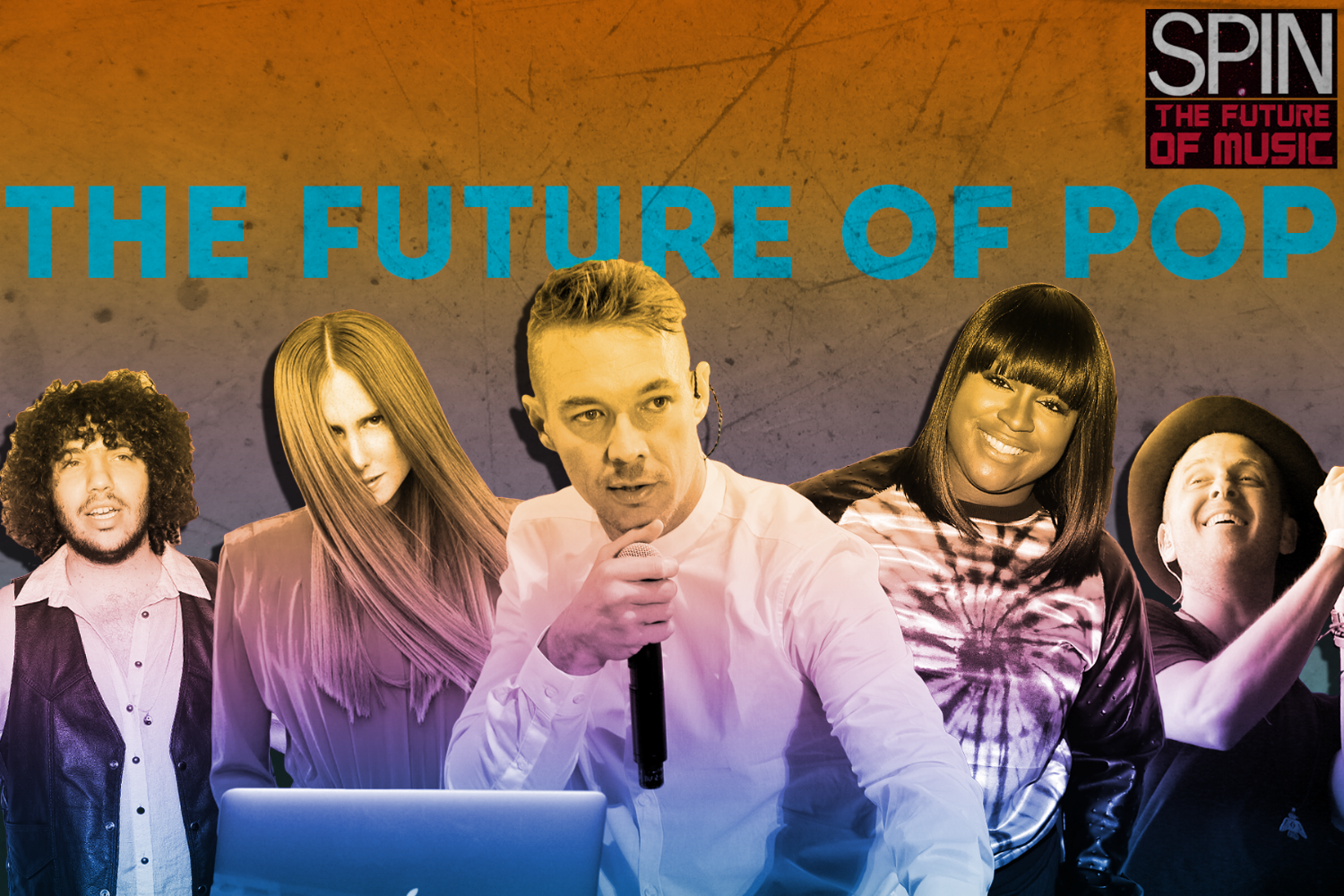 Today's Top Pop Producers Look Ahead to the Future of Music